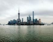 Le Bund de Shanghaï